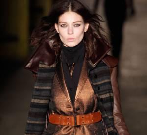 Les 10 top models star des défilés automne-hiver 2012