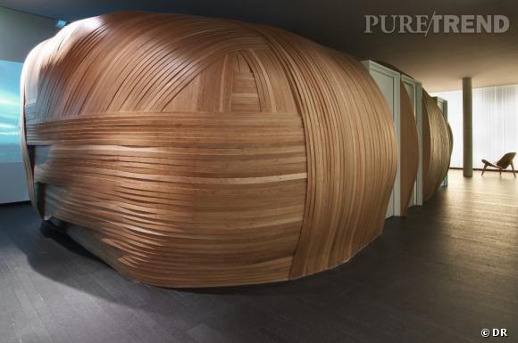 10 spa parisiens à découvrir pour une pause bien-être    Pause détente au Spa Six Senses dans des cabines aux allures de cocon.