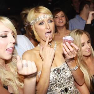 Paris Hilton toujours très chic.