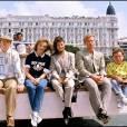 """En 1988 il épouse l'actrice Joanne Whalley rencontrée sur le tournage de """"Willow"""" avec qui il aura deux enfants."""
