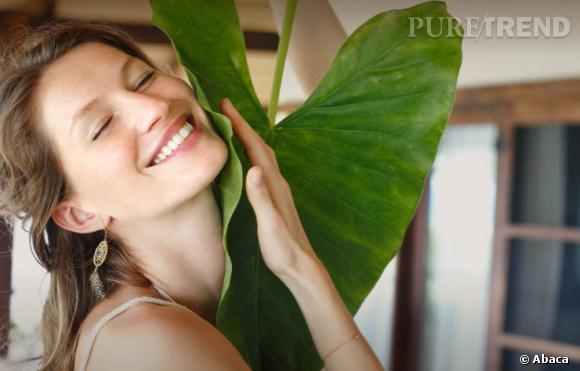 Quand les stars craquent pour le bio    En 2010, elle a lancé Sejaa Pure Skincare, une ligne de cosmétiques 100% naturels
