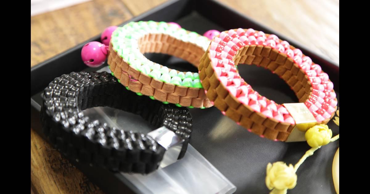Bracelets r alis s pour la maison carven for Articles pour la maison