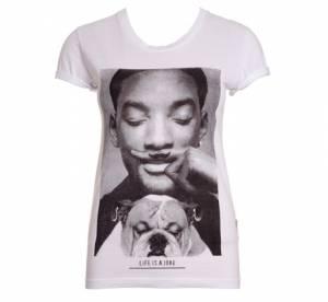Tendance les stars affichent leurs idoles : le shopping t-shirt