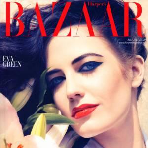 Eva Green, toujours divine.