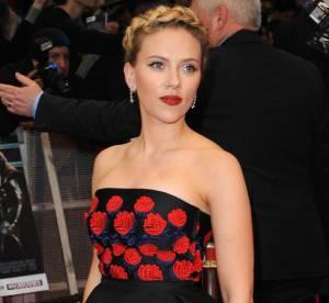 Le look du jour : Scarlett Johansson, héroïne fatale et sexy