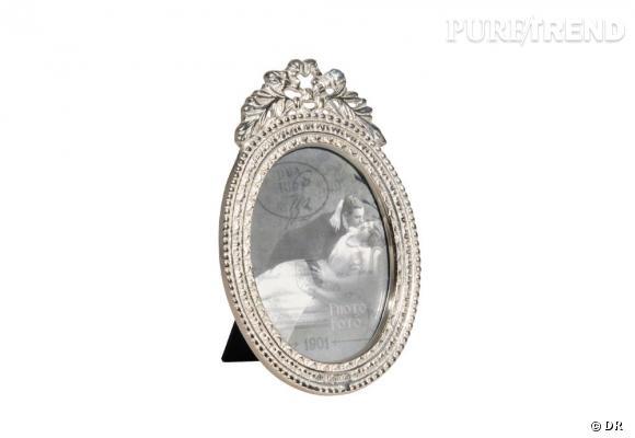 Cadre baron, Maisons du Monde, 16,90 euros - Puretrend