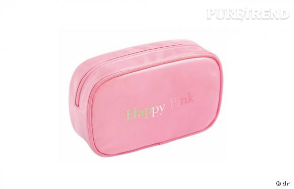 grand choix de ba58c 97d10 Trousse de maquillage Pretty in Pink, Sephora, 10,90 euros ...