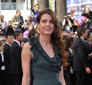 Cannes 2012 : Charlotte Casiraghi, cascade de volants