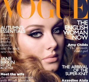 Adele : au top aux Billboard Music Awards 2012 et gros flop en Une de Vogue !