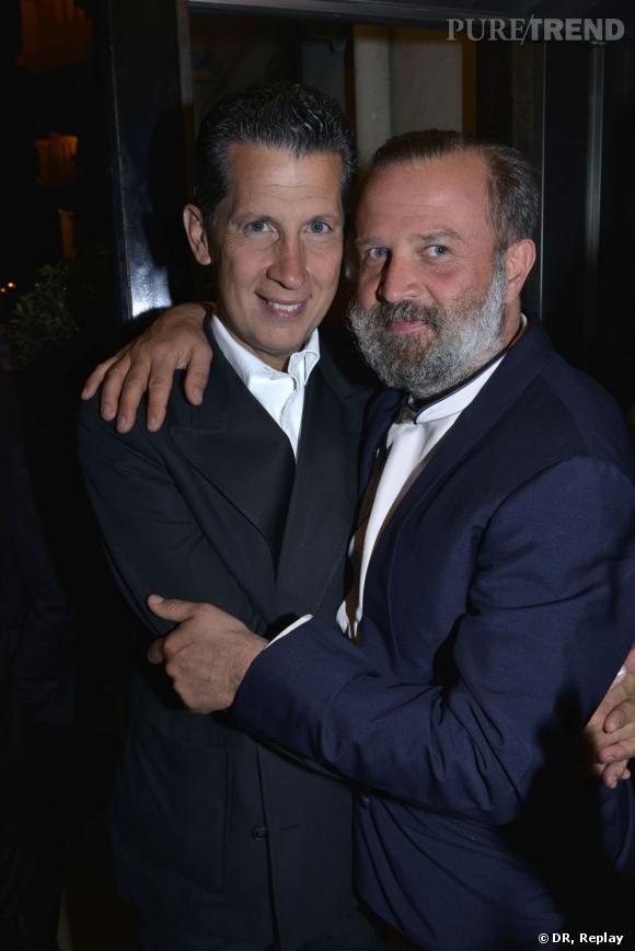Stefano Tonchi et Robert Rabensteiner.