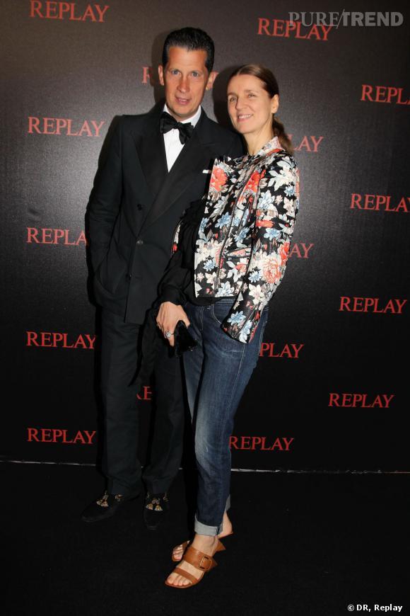 Stefano Tonchi et Karla Otto.