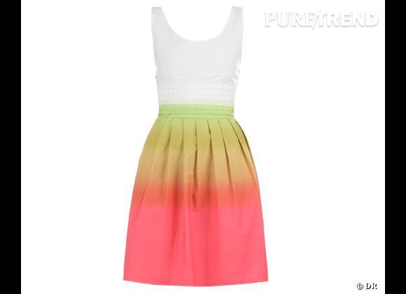 Sélection shopping : une robe pour aller à un mariage !  Robe Aggabarti, 102 € sur www.monshowroom.com
