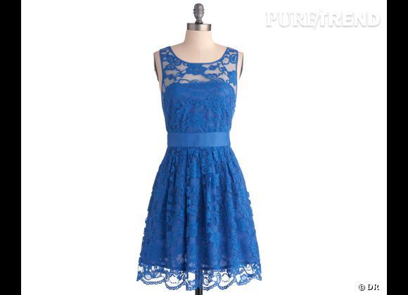s lection shopping une robe pour aller un mariage robe modcloth environ 80 sur. Black Bedroom Furniture Sets. Home Design Ideas