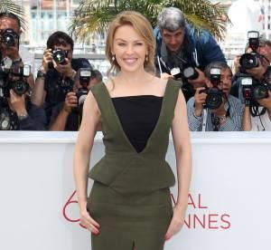 Kylie Minogue, joli péplum