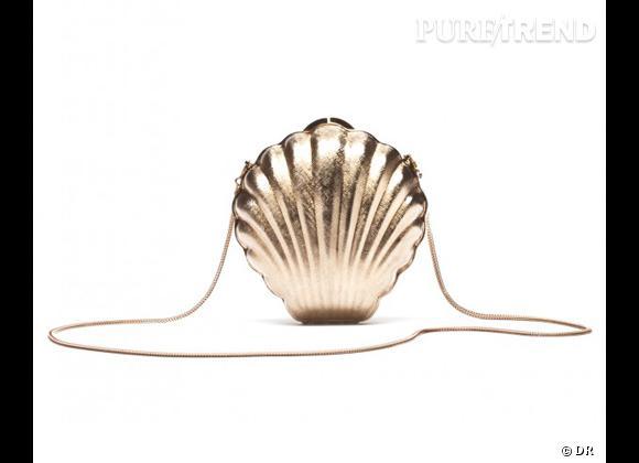 La shopping list preppy idéale pour Roland Garros 2012 !     Minaudière Lanvin, 1385 €