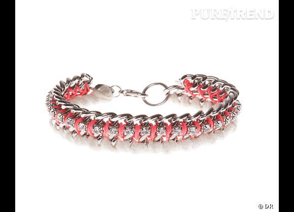 La shopping list preppy idéale pour Roland Garros 2012 !     Bracelet Sandro