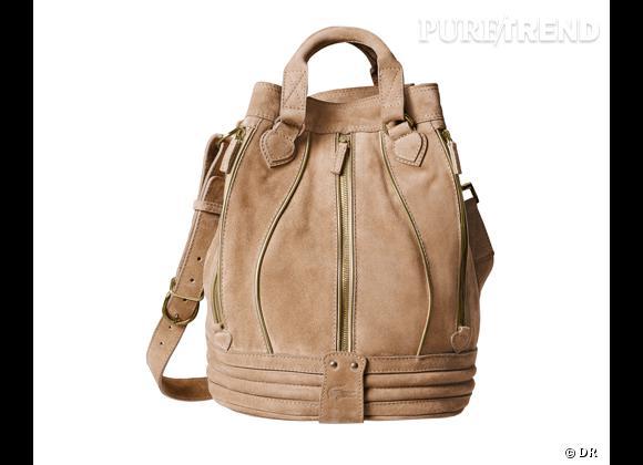La shopping list preppy idéale pour Roland Garros 2012 !     Cathy Bag Lacoste, 625 €