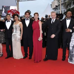 Les jurés de Cannes 2012.
