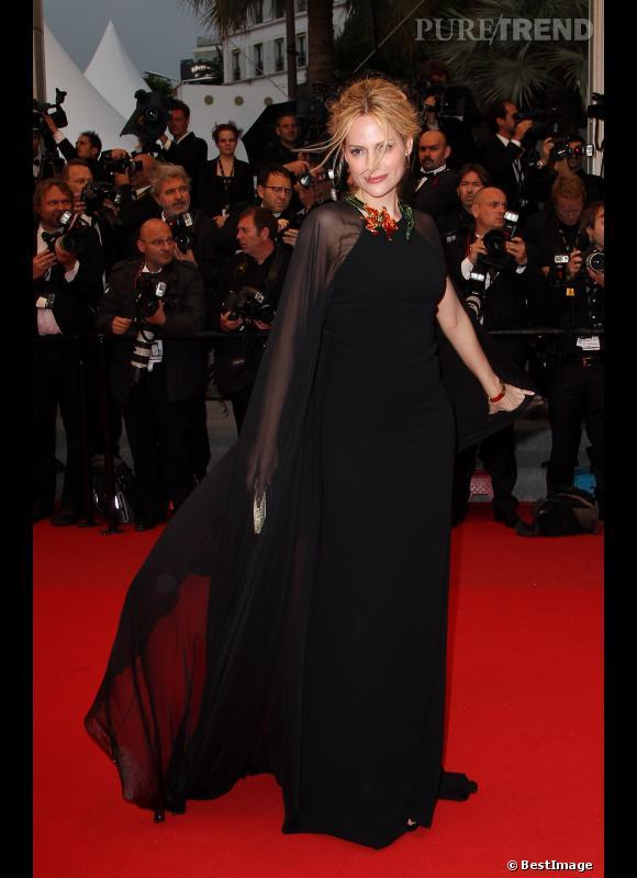 L'égérie L'Oréal Paris Aimee Mullins.
