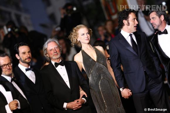"L'équipe du film ""Hemingway and Gellhorn""."