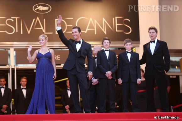 Reese Witherspoon en Atelier Versace.