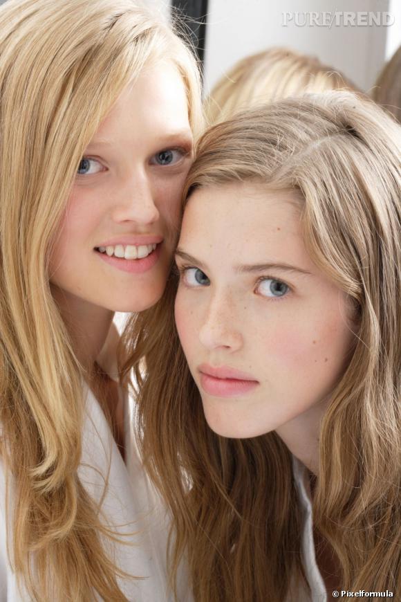Les cheveux longs demandent un entretien particulier pour être beaux et en bonne santé.