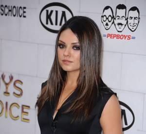 Mila Kunis, sexy dans la plus grande simplicité