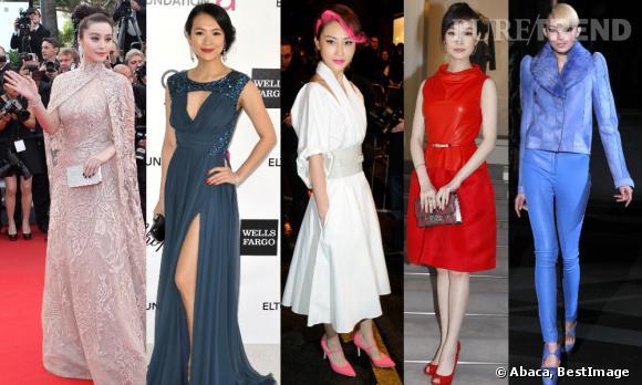 Les modeuses chinoises, des it-girls prêtes à conquérir la mode...