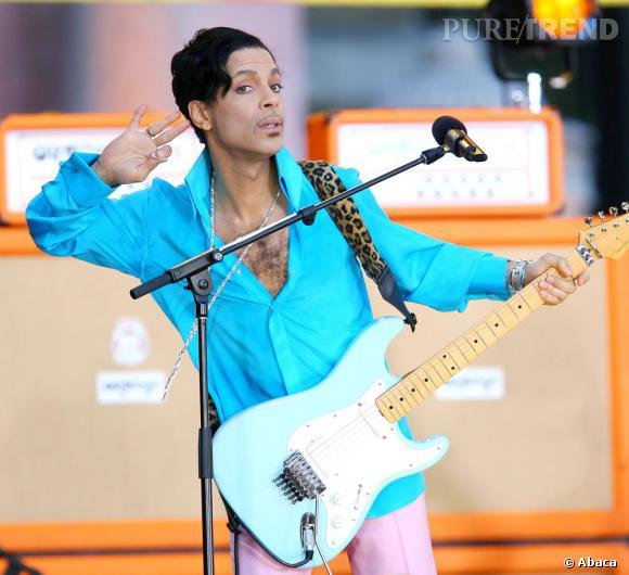 Prince, le Kid de Minneapolis n'a pas pris une ride.