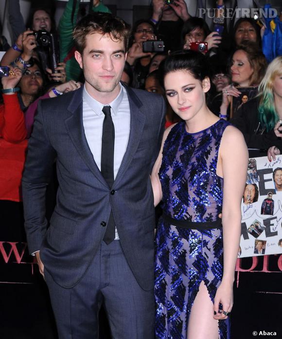 Kristen Stewart et Robert Pattinson vont ils se marier cette année ?