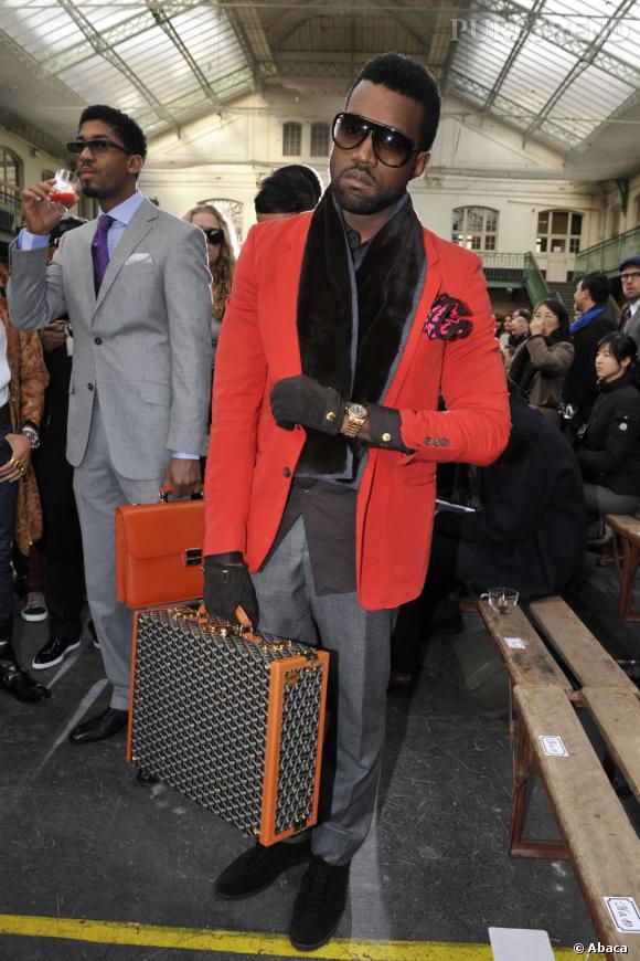 """""""Louis Vuitton Don"""", le petit surnom de Kanye dans le milieu."""