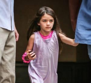 Suri Cruise : sans sa mère, personne ne lui vole la vedette