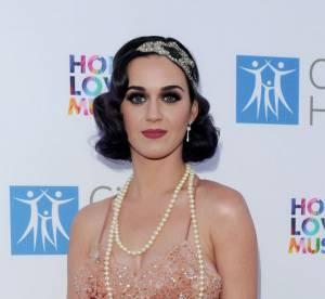 Katy Perry, le déshabillé années folles