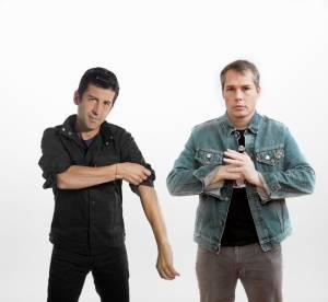 André et Shepard Fairey squattent Levi's