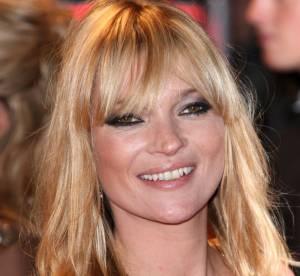 Coiffure culte : la frange de Kate Moss - 2007