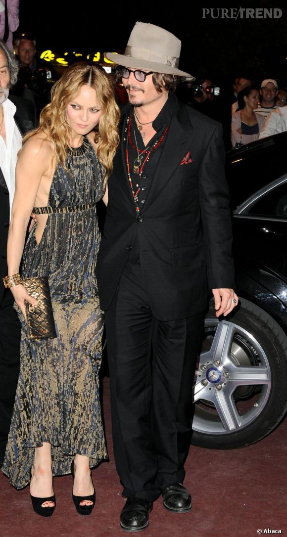 18 mai 2010  : La dernière apparition sur tapis rouge du couple, pour le Festival de Cannes.