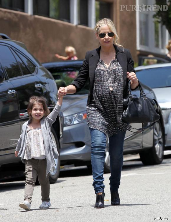Sarah Michelle Gellar de sortie à Los Angeles.