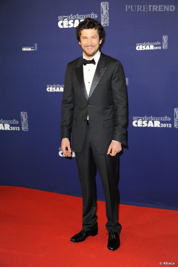 Guillaume Canet, un acteur qui excelle côté looks de promotion.