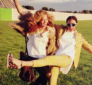 Solange Knowles : une funky family qui partage tout sur Twitter