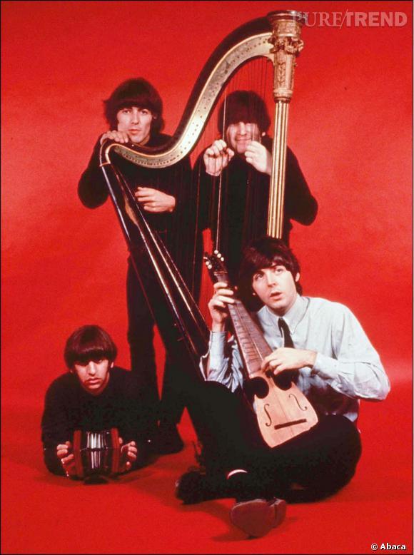 Les Beatles, une entité rock.