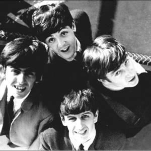 Les dandy les plus célèbres du monde : les Beatles.