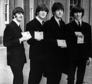 Les Beatles, version chic.