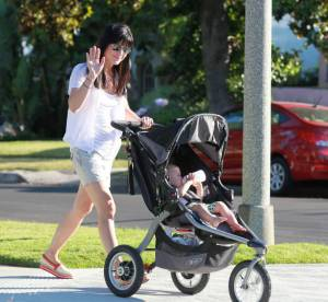 Selma Blair, maman souriante : il y a du mieux question style !