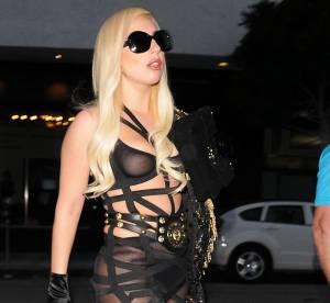Lady Gaga : au sommet du vulgaire pour son retour à Beverly Hills