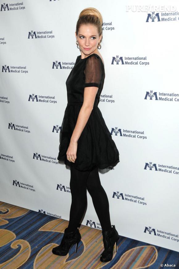 Sienna Miler va représenter Tippi Hedren dans un docu-fiction.