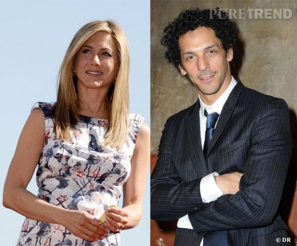 """Le prochain duo à suivre au cinéma ? Jennifer Aniston et Tomer Sisley, dans le film """"We Are The Millers"""""""