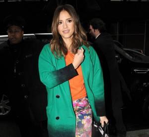 Jessica Alba, Jennifer Aniston... les nouveaux codes mode en 2012