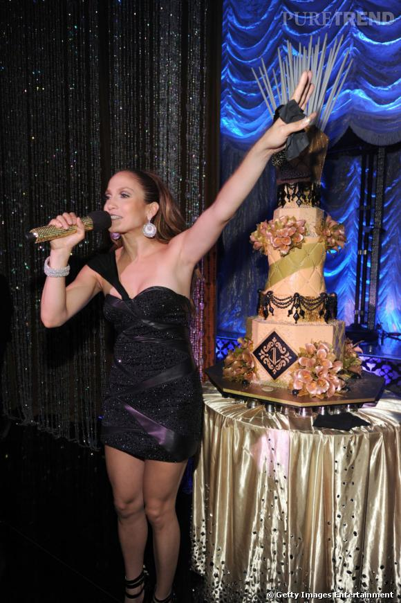 Jennifer Lopez fête aujourd'hui ses 43 ans.