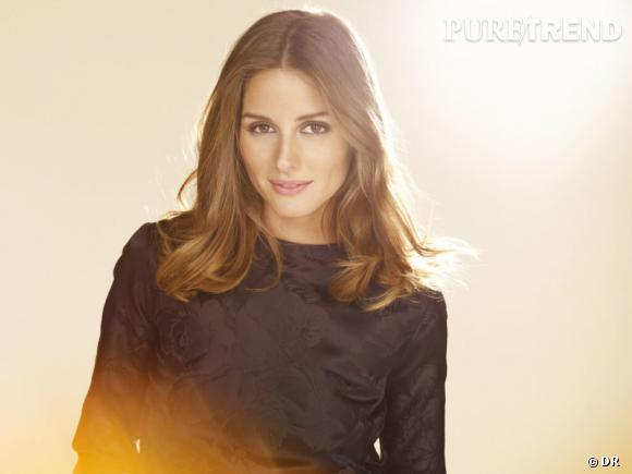Olivia Palermo, it-girl et visage de Rochas.