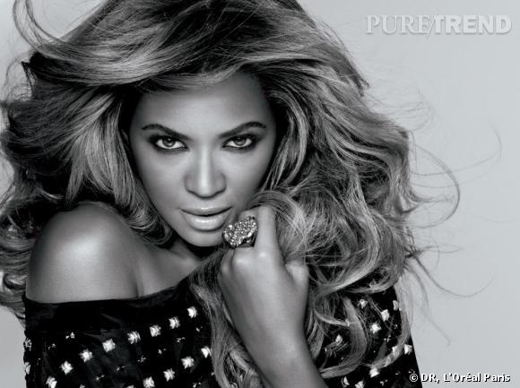 La dream team L'Oréal : Beyoncé